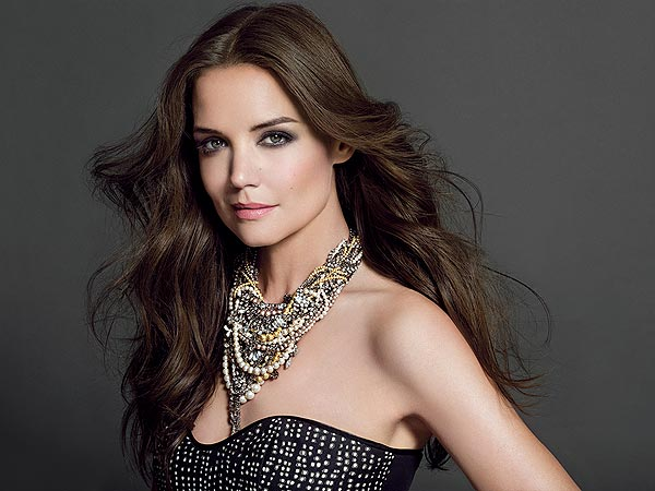 Katie Holmes Bobbi Brown Ad