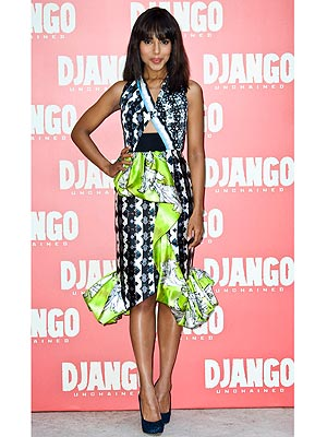 Kerry Washington Dress