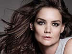 Katie Holmes's Hair Has a New  Job