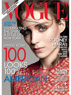Rooney Mara Vogue Cover