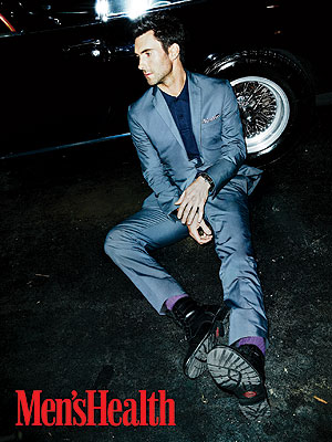 Adam Levine Men's Health