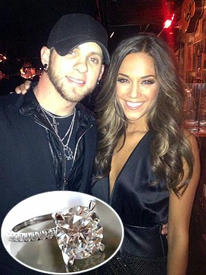 Engagement Ring Jana Kramer