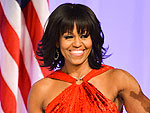 Michelle Obama Wears Jason Wu (Again!) at Inaugural Ball