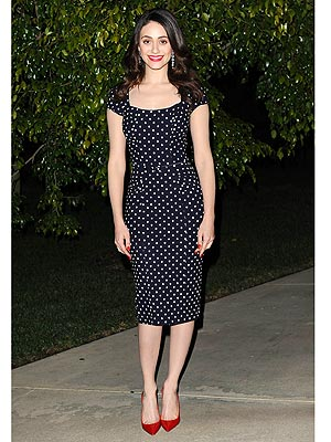 emmy rossum 300x400 This Week's Best Dressed Star: Emmy Rossum