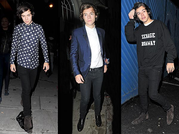 Harry Styles clothes