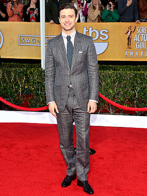 Justin Timberlake SAG Awards