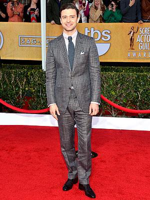Justin Timberlake SAG Awards