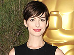 Anne Hathaway&#39;s Channeling Audrey Hepburn In Your Favorite Dress This Week