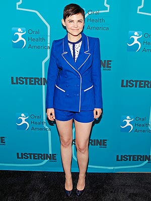 ginnifer goodwin 300x400 Ginnifer Goodwins Style Motto: I Believe in Falling on My Face &amp; Getting Back Up Again