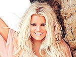 Jessica Simpson Glows in Spring Collection Pics