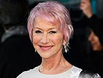 Helen Mirren&#39;s Surprising Pink Hair Inspiration Revealed | Helen Mirren