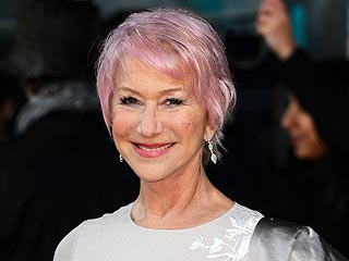 Helen Mirren's Surprising Pink Hair Inspiration Revealed | Helen Mirren