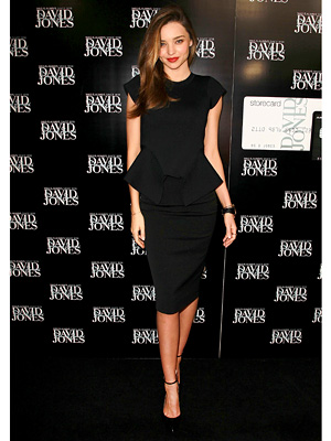 miranda kerr 300x400 This Week's Best Dressed Star: Miranda Kerr