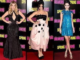 Style Rx: Spring Breakers Cast, You Need a Major Style Chill Pill