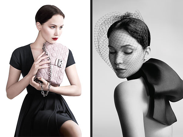 Jennifer Lawrence Miss Dior