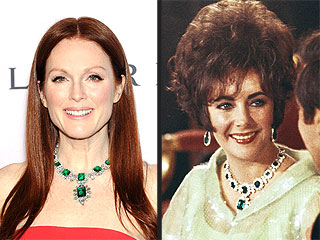 Can You Guess Which Star Was First To Wear Elizabeth Taylor's $6 Million Emerald Necklace?