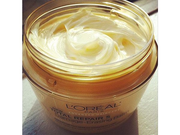 loreal 600x450 We Tried It: LOral Paris Touch Total Repair 5 Balm