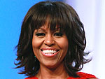 Michelle Obama: My Bangs Were a 'Midlife Crisis'