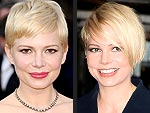 Michelle Williams &#39;Really Working&#39; on Growing Out Her Hair