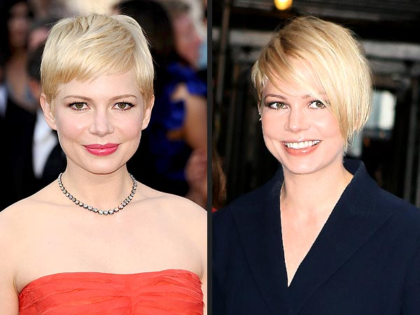 Michelle Williams Longer Hair
