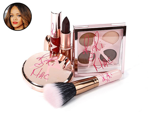 Rihanna MAC Collection