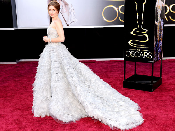 Amy Adams Oscars 2013