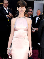 Anne Hathaway Oscars