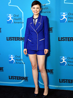 ginnifer goodwin 300x400 Are You Loving Ginnifer Goodwins Shorts Suit?