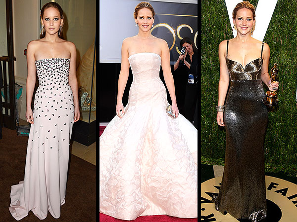 Jennifer Lawrence Red Carpet