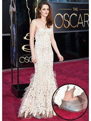 Kristen Stewart Oscars Seankers 2013