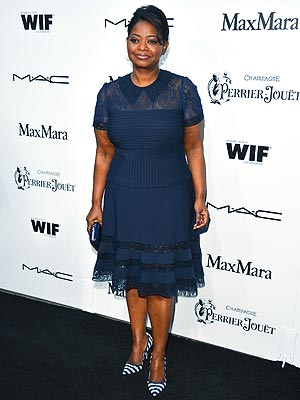 Octavia Spencer: 'I Refuse to Wear a Muumuu' to the Oscars!