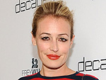 Style Rx: Yikes, Why Cat Deeley&#39;s Striped Outfit Is a Fun &#8211; But Bad &#8211; Idea