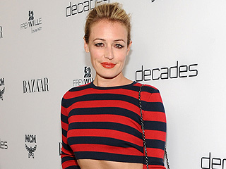 Style Rx: Yikes, Why Cat Deeley's Striped Outfit Is a Fun – But Bad – Idea