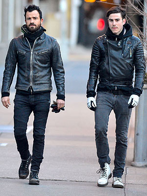 justin theroux 300x400 Justin Theroux Has a Hot Brother: Who Knew?