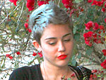 Does Miley Cyrus Have Blue Hair?