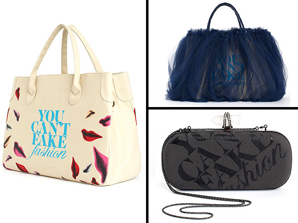 You Can't Fake Fashion Bags DVF Zac Posen