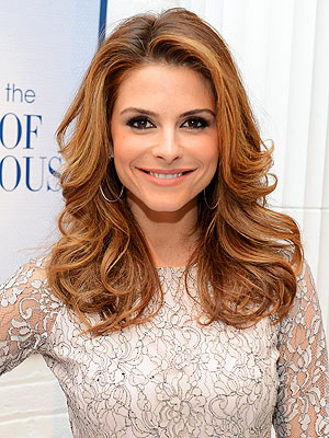 Maria Menounos bargain style clothing
