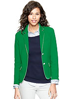 Gap green blazer