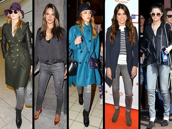 J Brand jeans, Celebrity jeans