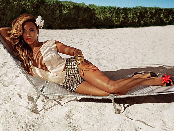 Beyonce H&M campaign