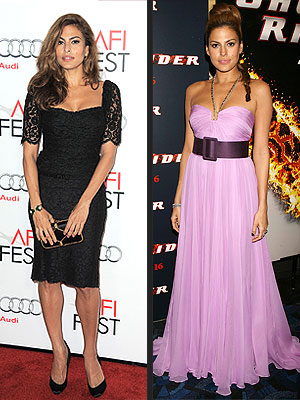 Eva Longoria fashion mishap