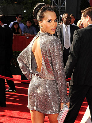 Kerry Washington butt