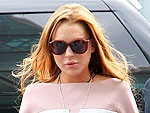 Lindsay Lohan's Latest Court Outfit Is (Another) Fashion Felony