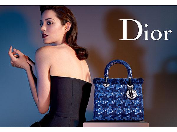 Marion Cotillard Dior