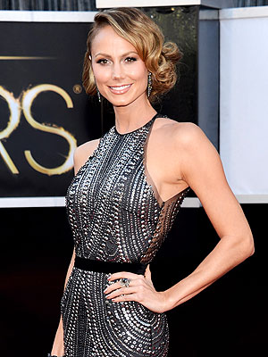 Stacy Keibler arms