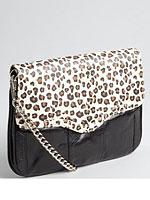Rebecca Minkoff cheetah bag