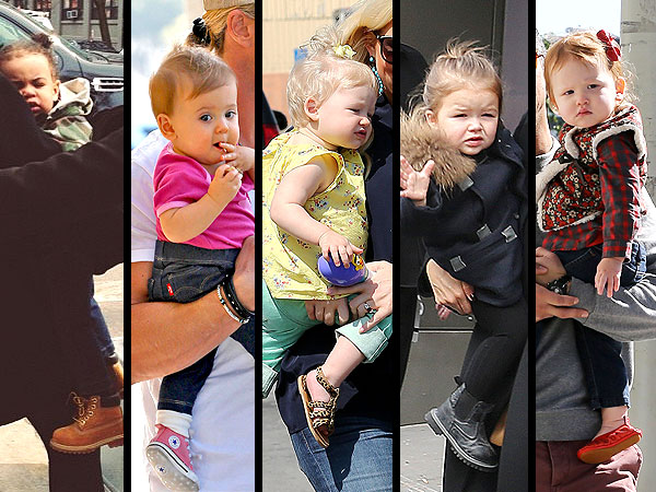 Beyonce Jessica Alba Jessica Simpson Victoria Beckham Chris Hemsworth Baby Shoes