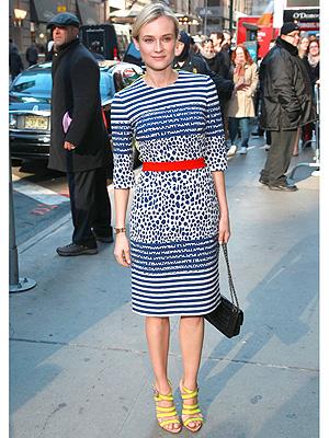 Diane Kruger Preen