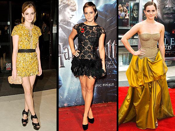 Emma Watson trailblazer award