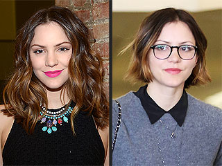 Do You Like Katharine McPhee's Much-Shorter Do?
